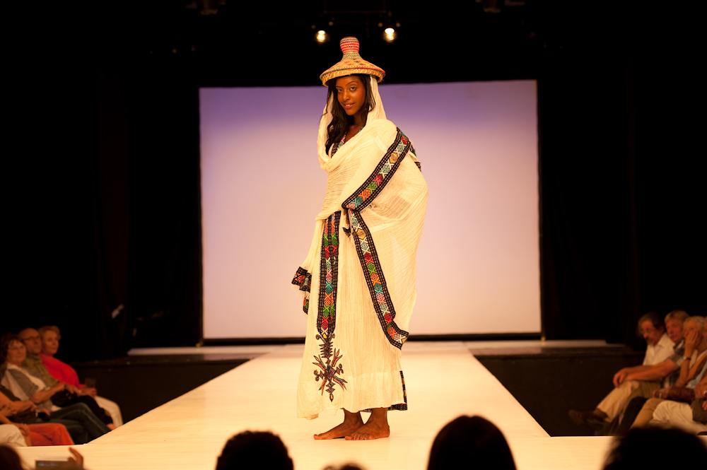 Ethio Beauty Solomonic Fashion Show