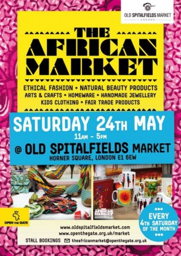 The African Market -  24.05.14