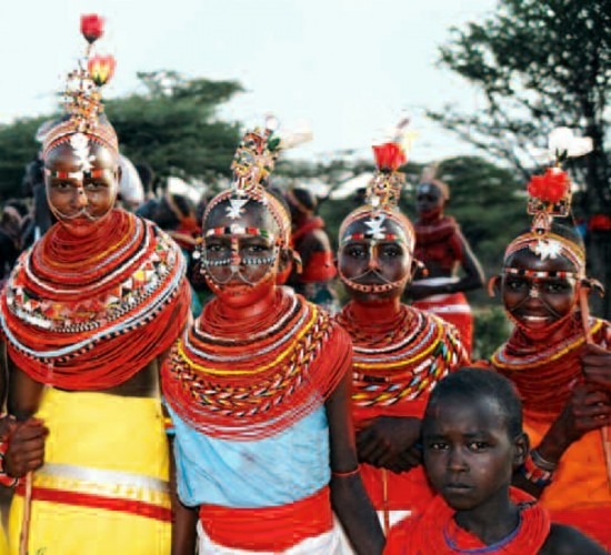 A Look At Kenyan Culture