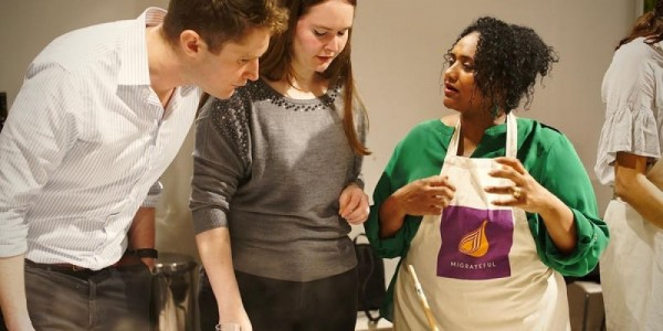 Vegan Ethiopian Cookery Class with Woin at Migration Museum