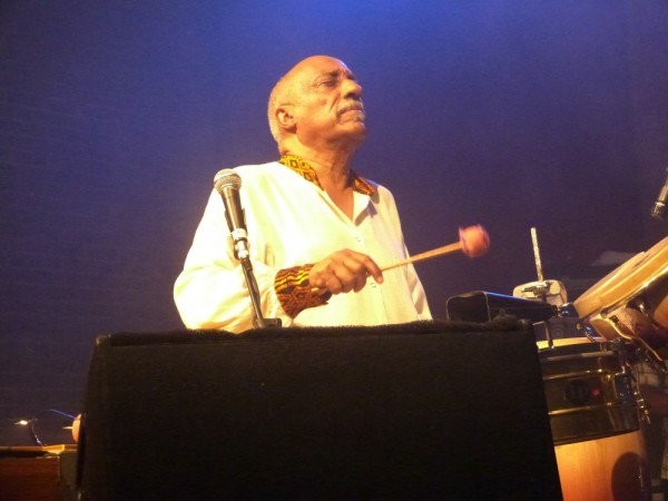 Legendary Mulatu Astatke, father of Ethio jazz in London