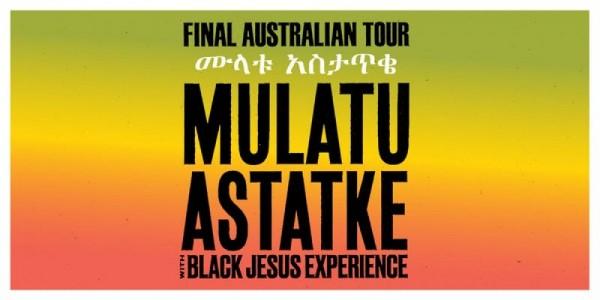 Mulatu Astatke Tour - Melbourne