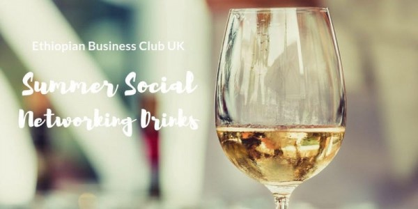 Ethiopian Business Club UK Summer Social