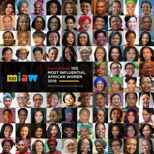 Which Ethiopians Were Amongst The 2019 100 Most Influential African Women