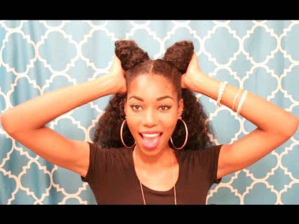 3 Trendy & Easy Natural HairStyles + Style Inspiration