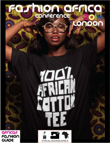 African Fashion Guide Fashion Conference - 26.02.14