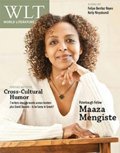 Ethiopian Author Maaza Mengiste In World Literature Today