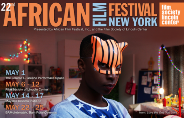 New York African Film Festival 2015 - 01-25.05.15